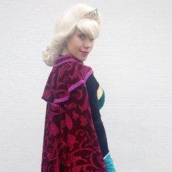 Elsa Coroação