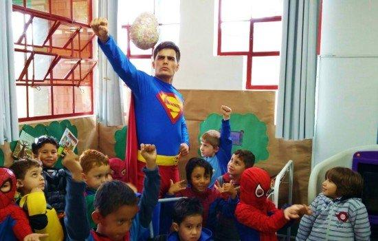 Dia das crianças Escola CMEI