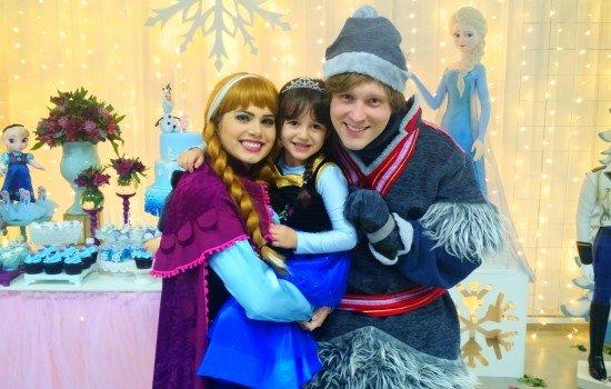Anna e Kristoff (Frozen)